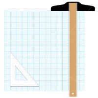 istockphoto_4685899-graph-paper-drafting-tools-draw